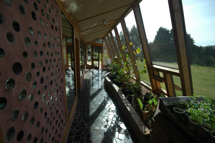Building an earthship green building blog for Home building blog