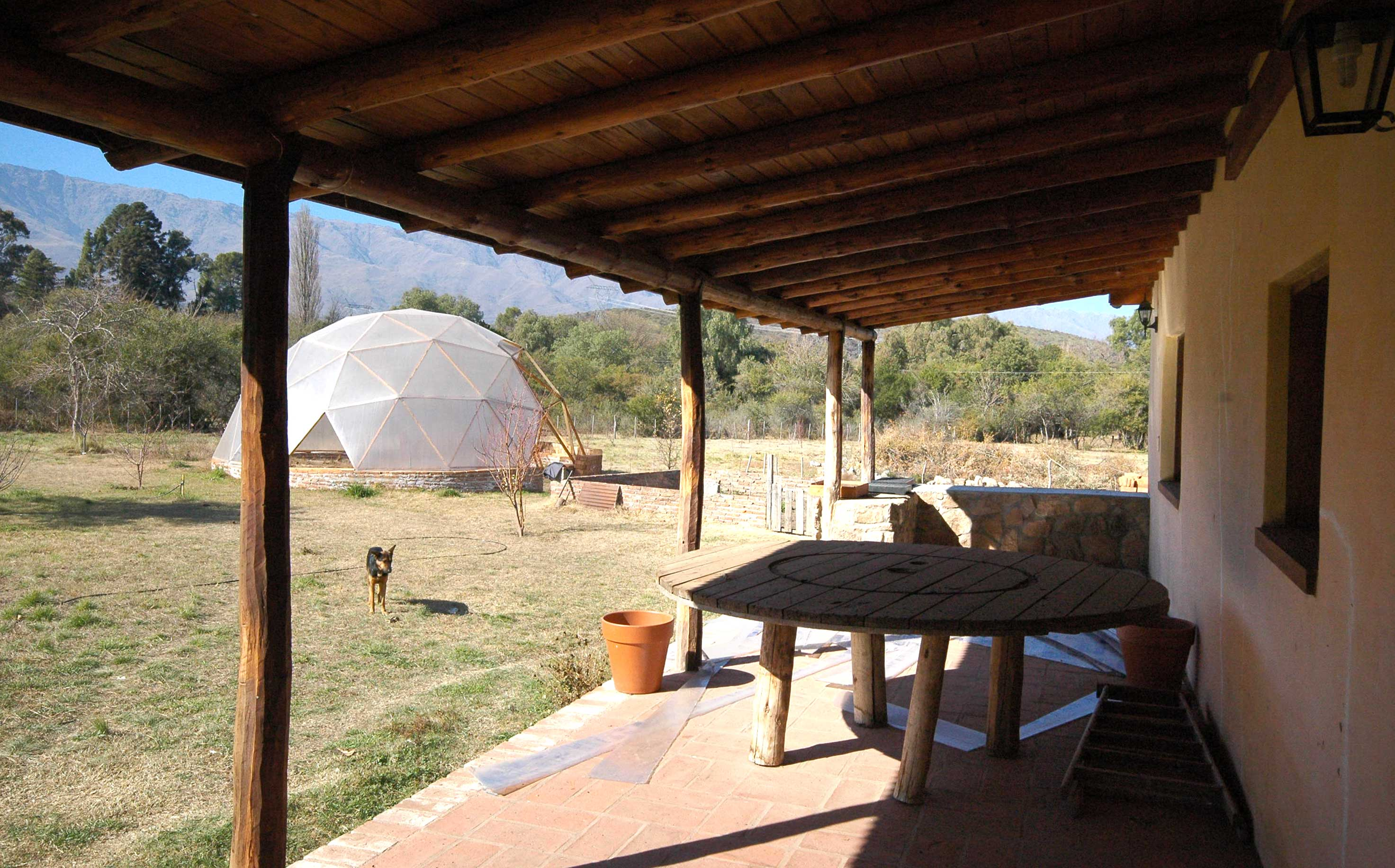 Straw Bale House Yacanto C 243 Rdoba Argentina Eco Homes