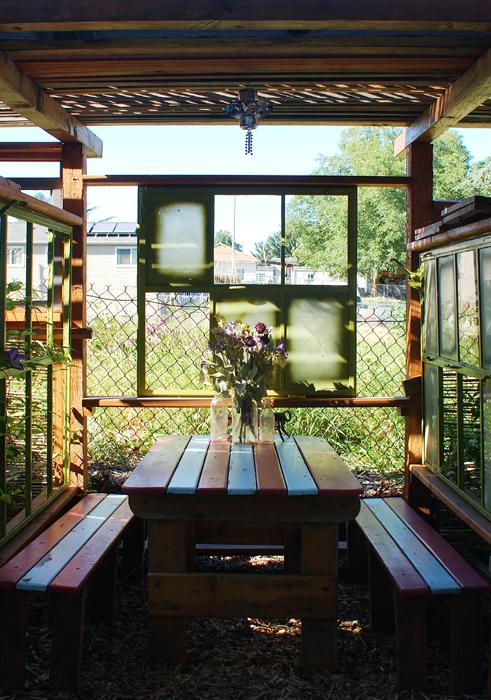 building plans garden bench