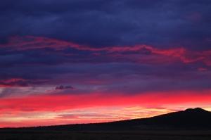 Earthship Biotecture, near Taos, New Mexico, USA