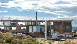 reclaimed house