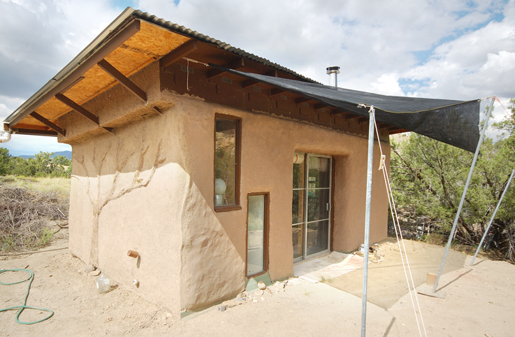 Guest House Construction : Ampersand learning center cerillos new mexico usa