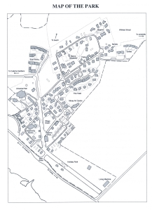 Findhorn map