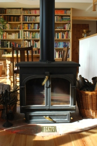 wood stove comp